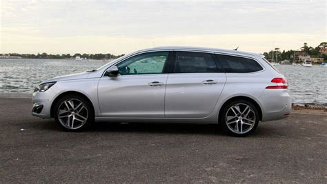 Peugeot 308 Wagon by Peugeot 308 Touring 2017 Review Carsguide