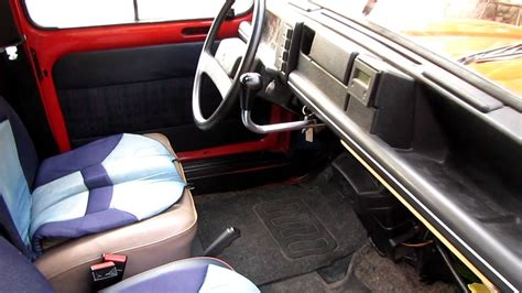 renault 4 interior renault 4 gtl 1986 youtube