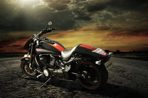 suzuki boulevard  black edition canberra motorcycle