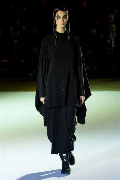 yohji yamamoto ready to wear f w 2015 pfw graveravens