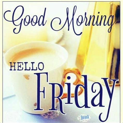 Add a splash of color to your morning coffee or. Pin by jenifer dimayuga on friday blessing! | Good morning coffee, Good morning friday, Happy ...