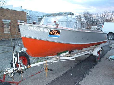 Crestliner Antique Boats by Aluminum Boats Crestliner Aluminum Boats