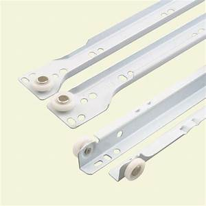 prime line 20 in white bottom mount drawer slides set r With what kind of paint to use on kitchen cabinets for truck stickers for back window