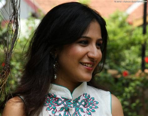 Interview With Swetha Mohan