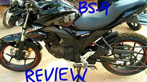 Suzuki Gixxer Bs-4 2017 First Ride Review