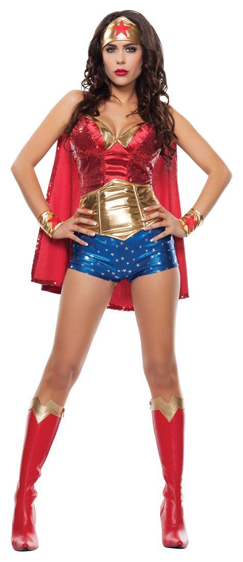 Disfraz de la Mujer Maravilla Disfraces Super heroes