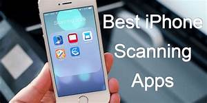 best 5 document scanning apps for iphone 2018 With documents and data iphone 2018