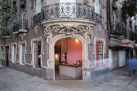 los edificios mas emblematicos de la colonia roma fotos