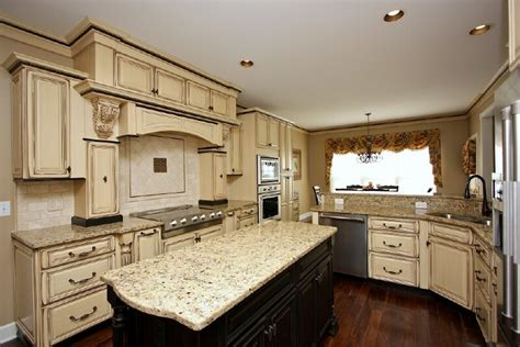 off white cabinets with brown glaze off white glazed kitchen cabinets photo gallery of the