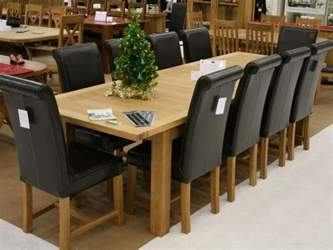 what size table seats 10 dining table 10 chairs dining room decor ideas and