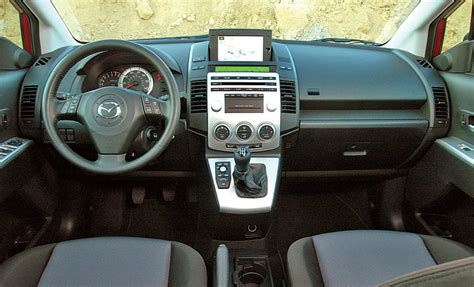 how things work cars 2007 mazda mazda5 navigation system 2006 mazda 5 review automobile magazine