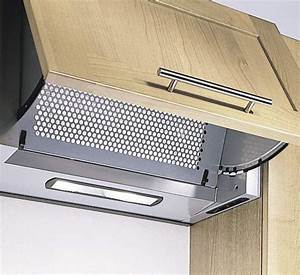 Appliances Extractor Fans Silver    Grey 60cm Integrated
