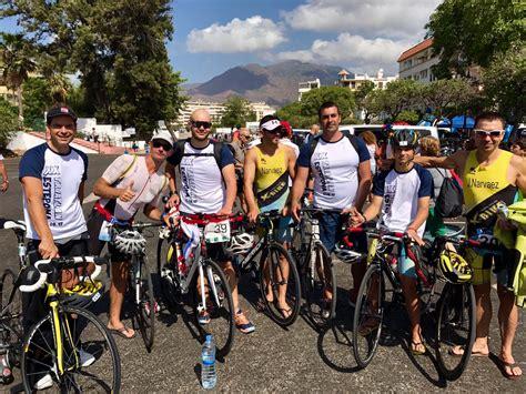 7 Atletas Nerjeños Del Xbike Participaron En El 'hospiten