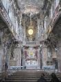Baroque Architecture Interior The interior is even more ...