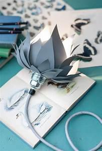Lampen Selber Basteln : lampen selber machen 25 inspirierende bastelideen saw crafts lampen selber machen ~ Watch28wear.com Haus und Dekorationen