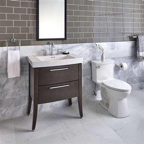 american standard   bathroom vanity  townsend