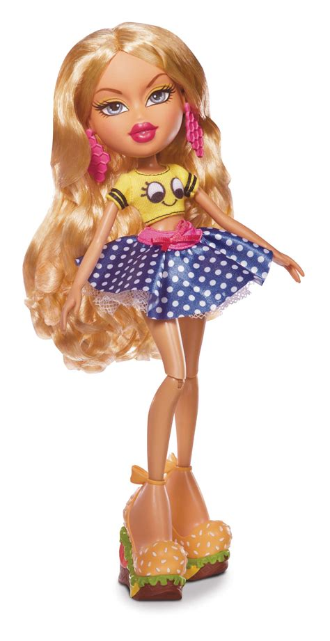 Bratz Hello My Name Is Doll  Raya  Toys & Games Dolls
