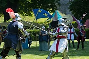 Four Nations Tournament - Raven Tor Living History