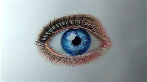 Cómo dibujar un ojo realista paso a paso con lapicez de