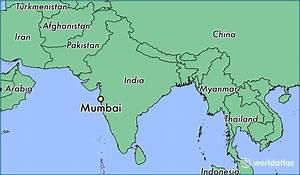 Where is Mumbai, India? / Mumbai, Maharashtra Map ...
