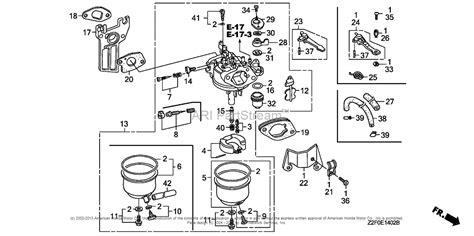 Honda Engines Gxk Engine Jpn Vin Gcaak