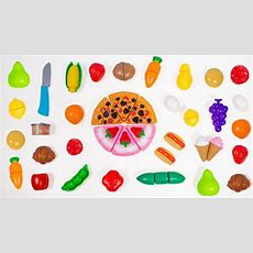 Deluxe Slice And Play Food Set Play Doh Fried Eggs Cooking