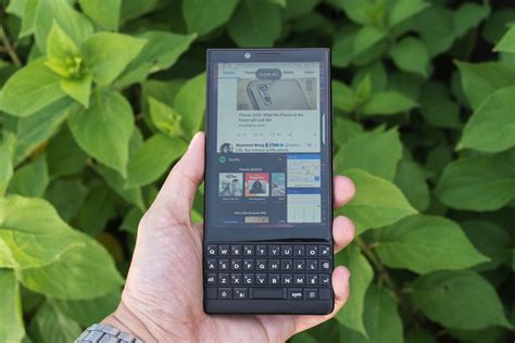 blackberry key 2 review how much do you care about a keyboard