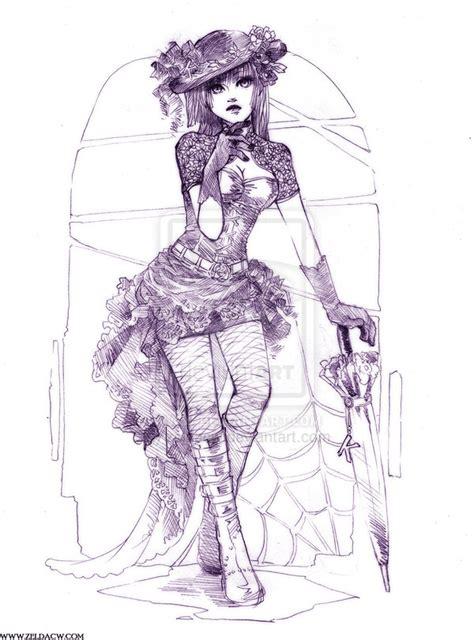 cool fashion sketches