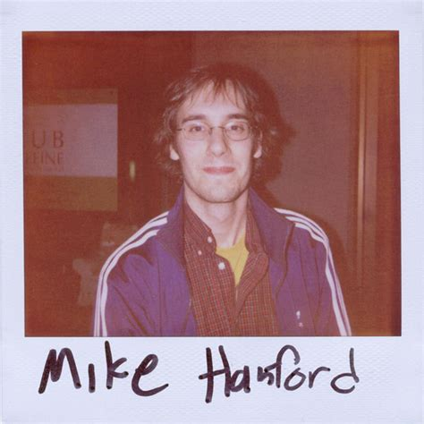 Portroids Presents ... Mike Hanford