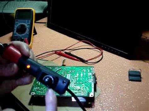 Soldering Iron Ideal For Circuit Board Capacitors