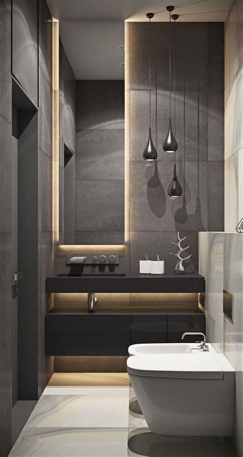 Дизайн проект ванной в москве совместно с @alexey_volkov_ab #interiordesign. Modern Apartment Bathroom Decor Ideas - BESTHOMISH