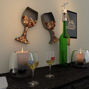 wine cork wall decor  housevines review