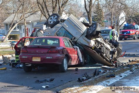 Multiple Injuries At Accident On Glenview Road