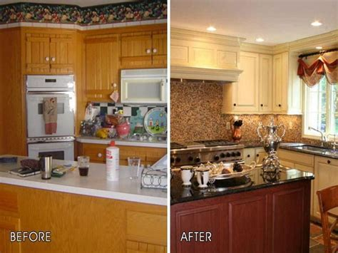 Affordable Kitchen Makeover Ideas   http://angelartauction