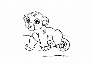 Baby Eeyore Coloring Sheet Cartoon Lion Pages - grig3.org