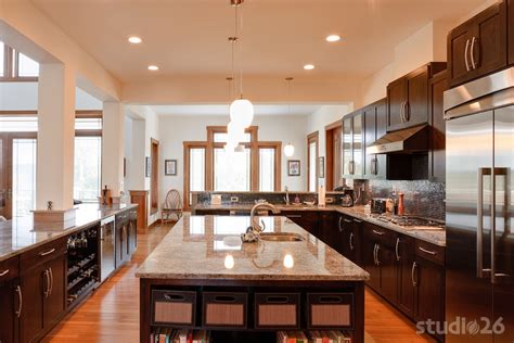 contemporary craftsman lehigh valley custom home design