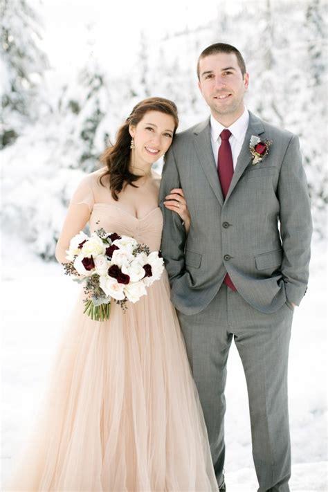 stylish winter groom attires  cool