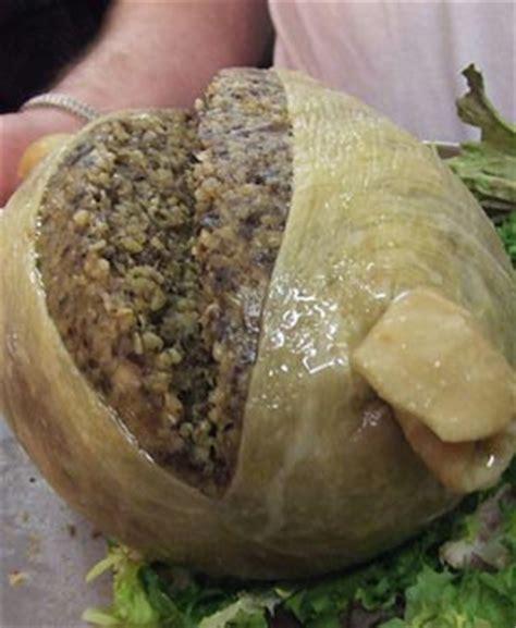 cuisine scandinave recettes le haggis ou panse de brebis farcie è molto goloso
