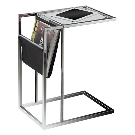 modern magazine rack casey black modern accent table magazine rack eurway