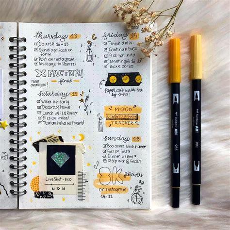 bullet journal stifte pin luisa winchester auf bullet journal