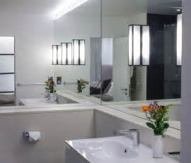 bathroom tile ideas floor 10 rooms with a mirrored wall