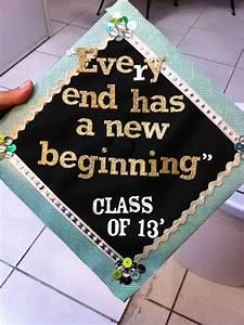 Clever Graduati... Creative Graduation Cap Quotes