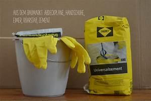 Beton Schleifen Schleifpapier : deko aus beton felicity diy blog ~ Watch28wear.com Haus und Dekorationen