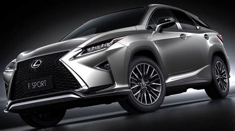 2016 lexus rx 200t top speed