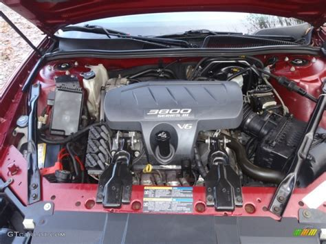 2005 Buick Lacrosse Cx 3.8 Liter 3800 Series Iii V6 Engine