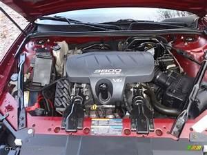 2005 Buick Lacrosse Cx 3 8 Liter 3800 Series Iii V6 Engine Photo  56126648