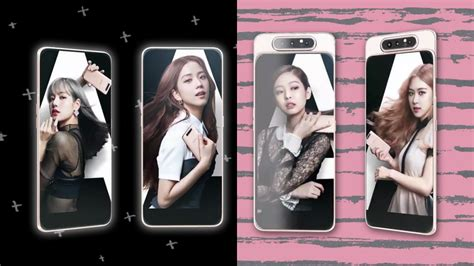samsung reveals a special blackpink edition of the galaxy a80 allkpop