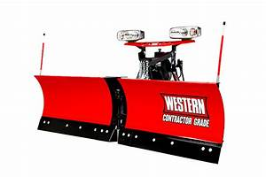 Western Snow Plows Mvp Plus