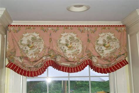 Kitchen Valance Cloud Style French Country Kitchen