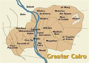 Cairo Map, Check Out Cairo Map : cnTRAVEL